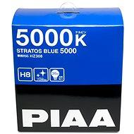 PIAA Stratos Blue 5000K H8 - žárovky pro vytvoření bílého světla v BMW Angel Eyes - Autožárovka