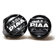 Additional fog round LED spotlights PIAA LP530 with a diameter of 89mm - Additional fog light