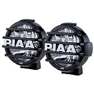 Additional PIAA LP570 round 182.5mm LEDs - Additional High Beam Headlight