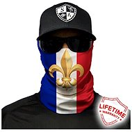 SACO Face shield - France Flag - Šátek