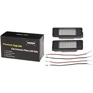 ACI Peugeot osvětlení SPZ LED - LED osvětlení SPZ