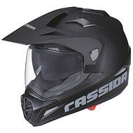CASSIDA Tour 1.1, (černá matná, vel. S) - Helma na motorku
