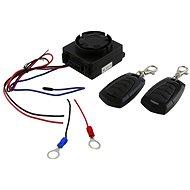 M-Style R08 motoalarm s dálkovým ovládáním - Příslušenství