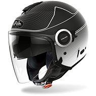 AIROH HELIOS MAP černá/bílá-matná L - Helma na motorku