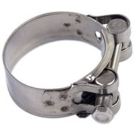 M-Style Motorcycle Exhaust Clamp - Sleeve Size: 52-55mm - Accessories