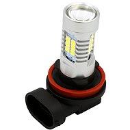 M-Style LED Fog Lamp 4W White H8, H9, H11, 21SMD - LED Bulb