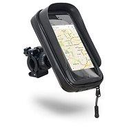 "SHAD Smartphone Handlebar Holder with Storage  6.6"" - Universal Mount"