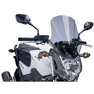 PUIG TOURING smoke for HONDA NC 750 S (2014-2019) - Motorcycle Plexiglass