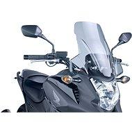 PUIG TOURING smoke for HONDA NC 750 X (2014-2015) - Motorcycle Plexiglass