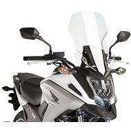 PUIG TOURING transparent for HONDA NC 750 X (2016-2019) - Motorcycle Plexiglass