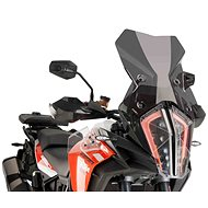 PUIG TOURING dark smoke for KTM Super Adventure 1290 (2017-2019) - Motorcycle Plexiglass
