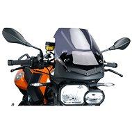 PUIG NEW. GEN SPORT tmavá kouřová pro BMW F 800 R (2009-2014) - Plexi na moto