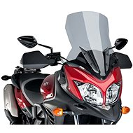 PUIG TOURING kouřová pro SUZUKI DL 650 V-Strom (2012-2016) - Plexi na moto