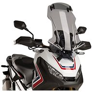 PUIG TOURING with Additional Smoky Screen for HONDA X-ADV 750 (2017-2019) - Motorcycle Plexiglass