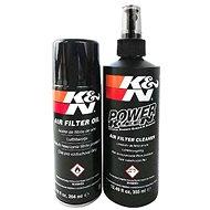 K&N Čistící sada filtrů - Čistič