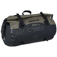 OXFORD Waterproof Bag Aqua T-50 Roll Bag (Khaki/Black volume of 50l) - Bag