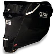 OXFORD Protex Stretch Outdoor s klimatickou membránou(černá, vel. XL) - Plachta na motorku