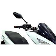 M-Style Naked zrcátka na skútr Honda PCX 125 / 150 2009-2019 - Zrcátko na motorku