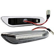 M-Style LED BLINKRY BMW CLEAR PAIR