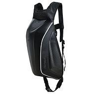 SPARK BP17 Aerodynamický batoh na motorku, imitace carbonu