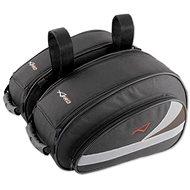 A-PRO Textile Side Bags, 2x18L - Motorcycle Bag
