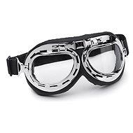 KAPPA Custom stříbrné motocyklové brýle  - Brýle