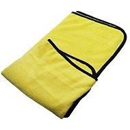 OXFORD Utěrka z mikrovlákna Super Drying Towel určená pro sušení a otírání povrchů (žlutá) - Čisticí utěrka