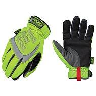 Mechanix Safety FastFit - bezpečnostní, žluté reflexní, - Pracovní rukavice