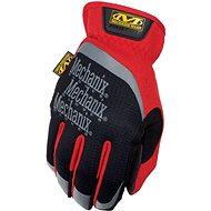 Mechanix FastFit červené - Pracovní rukavice