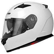 CASSIDA Apex (bílá) - Helma na motorku