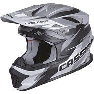 CASSIDA Cross Pro (černá matná/šedá) - Helma na motorku