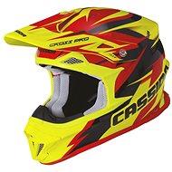 CASSIDA Cross Pro (červená/žlutá fluo/černá) - Helma na motorku