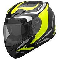 CASSIDA Integral 2.0 (černá/šedá/žlutá fluo) - Helma na motorku