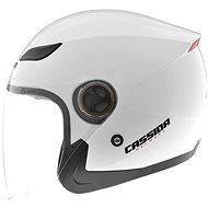 CASSIDA Reflex (bílá) - Helma na skútr