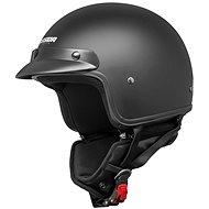 CASSIDA Police (černá matná) - Helma na skútr