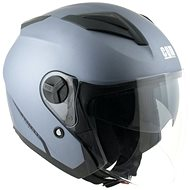 CGM Daytona - šedá - Helma na skútr
