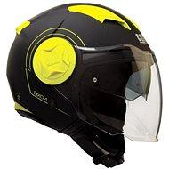 CGM Dixon - žlutá - Helma na skútr