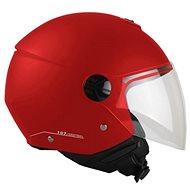 CGM Florence - červená - Helma na skútr