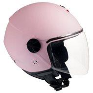 CGM Florence - růžová - Helma na skútr
