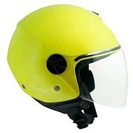 CGM Florence - žlutá - Helma na skútr