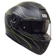 CGM Kyoto - černá - Helma na motorku