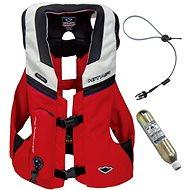 Hit-Air MLV Airbag Vesta LIMITED EDITION červeno-bílá - Airbagová vesta