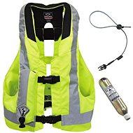 Hit-Air MLV Airbag Vesta reflexní žlutá - Reflex Plus - Airbagová vesta