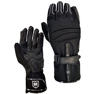TEXA UNI TEXTILE GLOVES combination black/silver - Motorcycle Gloves