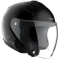 Econo, SENA (matt black) - Motorbike helmet