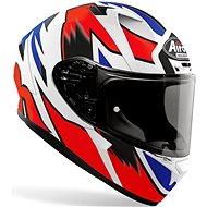 AIROH VALOR REP. ZANETTI white / blue / red - Motorbike helmet