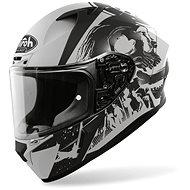 AIROH VALOR AKUNA white / black-matt - Motorbike helmet