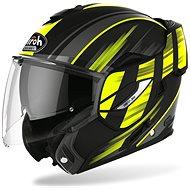 AIROH REV19 IKON černá/fluo-matná - Helma na motorku