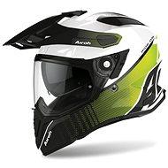 AIROH COMMANDER PROGRESS Green/Black - Motorbike Helmet