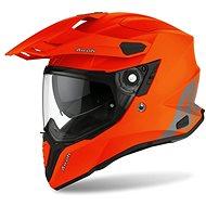 AIROH COMMANDER COLOR oranžová-matná - Helma na motorku